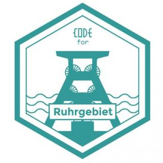 Logo Code for Ruhrgebiet