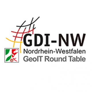 Logo GeoIT Round Table NRW